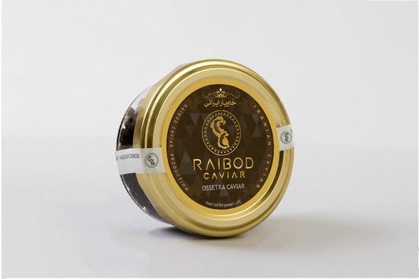 Iranian Caspian Sea Osetra Caviar